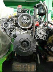 Двигатель с турбиной Mitsubishi S6S-DT